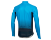Image 2 for Pearl Izumi Elite Pursuit Thermal Graphic Jersey (Atomic Blue Diffuse)