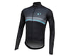 Image 1 for Pearl Izumi Elite Pursuit Thermal Graphic Jersey (Black/Smoked Pearl Diffuse)