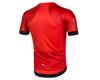 Image 2 for Pearl Izumi Elite Pursuit Graphic Short Sleeve Jersey (Torch Red Stripe)