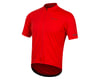 Image 1 for Pearl Izumi Tempo Short Sleeve Jersey (Torch Red) (S)