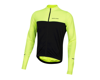 Image 1 for Pearl Izumi Quest Long Sleeve Jersey (Screaming Yellow/Black)
