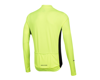 Image 2 for Pearl Izumi Quest Long Sleeve Jersey (Screaming Yellow/Black)