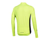 Image 2 for Pearl Izumi Quest Long Sleeve Jersey (Screaming Yellow/Black) (M)
