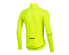 Image 2 for Pearl Izumi Men's Attack Thermal Long Sleeve Jersey (Screaming Yellow) (S)
