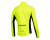 Image 2 for Pearl Izumi Quest AmFIB Jacket (Screaming  Yellow/Navy) (S)