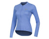 Image 1 for Pearl Izumi Women's Select Pursuit Long Sleeve Jersey (Lavender/Eventide)