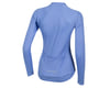 Image 2 for Pearl Izumi Women's Select Pursuit Long Sleeve Jersey (Lavender/Eventide)