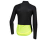Image 2 for Pearl Izumi Women's PRO Pursuit Long Sleeve Wind Jersey (Black) (L)