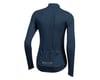 Image 2 for Pearl Izumi Women's PRO Merino Thermal Long Sleeve Jersey (Navy)