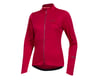Pearl Izumi Women's Quest Thermal Long Sleeve Jersey (Beet Red)