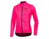 Image 1 for Pearl Izumi Women's Elite Escape Convertible Jacket (Screaming Pink)