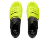 Image 4 for Pearl Izumi Select Road V5 Shoes (Black/Screaming Yellow)
