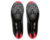 Image 3 for Pearl Izumi Women's Attack Road Shoe (Black/Atomic Red) (39.5)