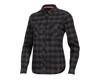 Pearl Izumi Women's Rove Long Sleeve Shirt (Black/Phantom Plaid) (M)