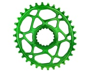 Absolute Black Cannondale Hollowgram DM Oval Ring (Green) | product-related