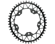 Absolute Black Gravel 1X Oval Chainring (Black) (110mm BCD) | product-related