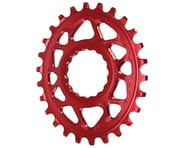 Absolute Black Direct Mount Race Face Cinch Oval Ring (Red) | product-related