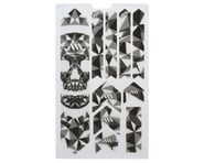All Mountain Style Honeycomb Frame Guard Extra (Grey) (Skull) | product-related