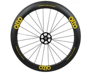 Alto Wheels CC56 Carbon Rear Clincher Road Wheel (Yellow)   product-related