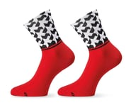 Assos Monogram Socks Evo8 (National Red) | product-related
