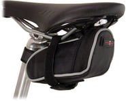 Banjo Brothers Saddle Bag Deluxe (Black) (S) | product-also-purchased