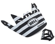 Bell Full-9 Replacement Visor Combo (Matte White) | product-related