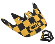 Bell Full-9 Replacement Visor Combo (Yellow/Black) | product-related