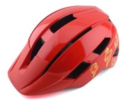Bell Sidetrack II Kids Helmet (Red Bolts)   product-related