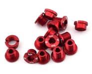 Box Components Spiral 7075 Alloy Chainring Bolt Kit (Red) (15) | product-also-purchased