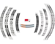 Campagnolo Shamal Ultra Clincher Label Kit 2012 | product-related