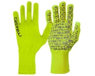 Castelli Corridore Long Finger Gloves (Yellow Fluo)   product-related