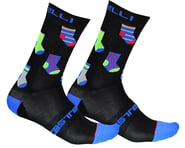 Castelli Men's Pazzo 18 Socks (Black) | product-also-purchased