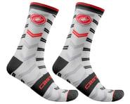 Castelli Men's Transition 18 Socks (White) | product-related