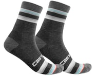 Castelli Striscia 13 Women's Socks (Dark Grey) | product-also-purchased