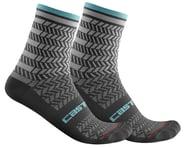Castelli Avanti 12 Sock (Dark Grey) | product-also-purchased