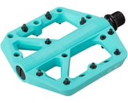 Crankbrothers Stamp 1 Platform Pedals (Turquoise) | product-related