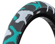 Cult Vans Tire (Teal Camo/Black) (Wire) | product-related