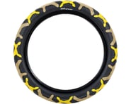 Cult Vans Tire (Yellow Camo/Black) (Wire) | product-related