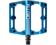 """Deity Black Kat Pedals (Blue) (Pair) (9/16"""") 