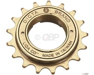 """Dicta 3/32"""" Freewheel (Gold) 