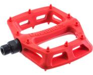 "DMR V6 Pedals (Red) (Plastic Platform) (9/16"") | product-related"