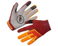 Endura SingleTrack Long Finger Gloves (Tangerine) | product-also-purchased