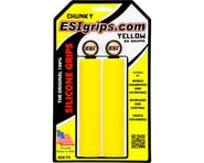 ESI Grips Chunky Silicone Grips (Yellow) (32mm) | product-related