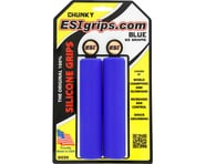 ESI Grips Chunky Silicone Grips (Blue) (32mm) | product-related