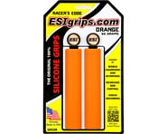 ESI Grips Racer's Edge Silicone Grips (Orange) (30mm) | product-also-purchased