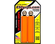 ESI Grips Extra Chunky Silicone Grips (Orange)   product-related