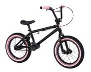 "Fit Bike Co 2021 Misfit 14"" BMX Bike (14.25"" Toptube) (Black) | product-related"