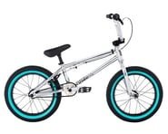 """Fit Bike Co 2021 Misfit 16"""" BMX Bike (16.25"""" Toptube) (Chrome) 