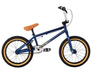 """Fit Bike Co 2021 Misfit 16"""" BMX Bike (16.25"""" Toptube) (Trans Navy Blue) 