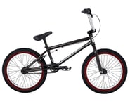 """Fit Bike Co 2021 Misfit 18"""" BMX Bike (18"""" Toptube) (Trans Black) 